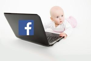 Facebook Stem Baby