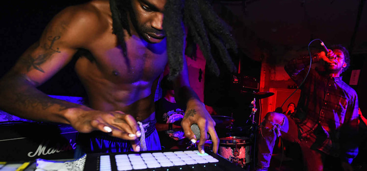 Ho99o9 at SXSW – New Piece on Playboy