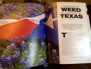 weed in texas
