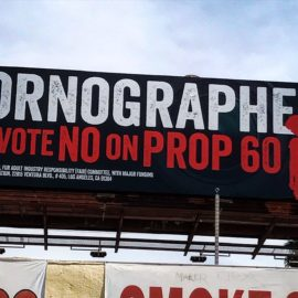 AIDS Healthcare Foundation Uses Shame as a Campaign Tool (again)