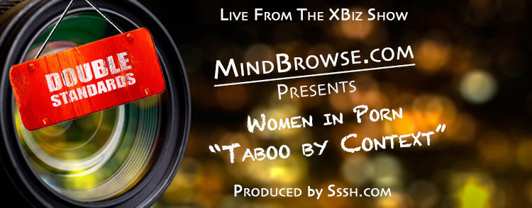"""Taboo by Context"" – Mindbrowse Discussion at #XBIZ2017"