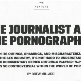 'The Journalist and the Pornographer' (commentary in Penthouse)