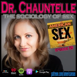 Guest Appearance on Sunny Megatron's 'American Sex' Podcast