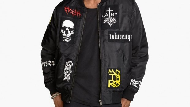 Presented without Comment: Heavy-Metal H&M