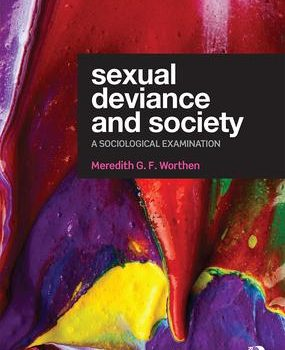 "New work in ""Sexual Deviance and Society"""
