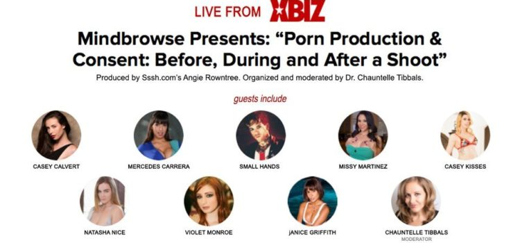 'Porn Production & Consent' at XBIZ 2019